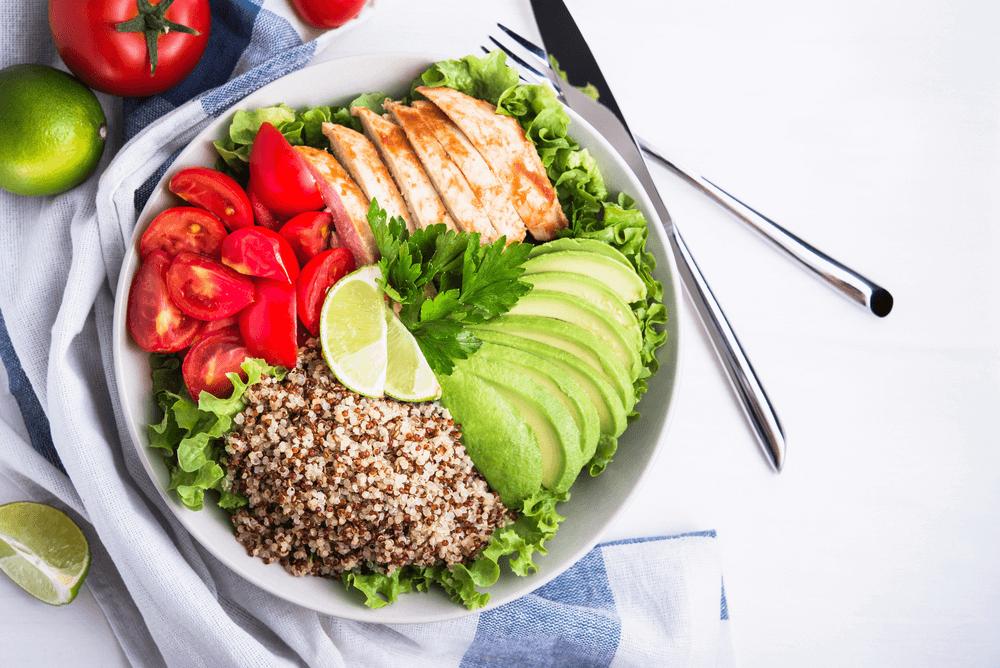 Quinoa health