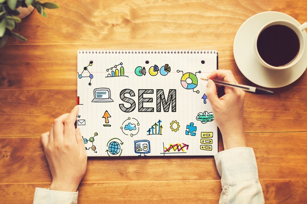 SEO is a Part of SEM