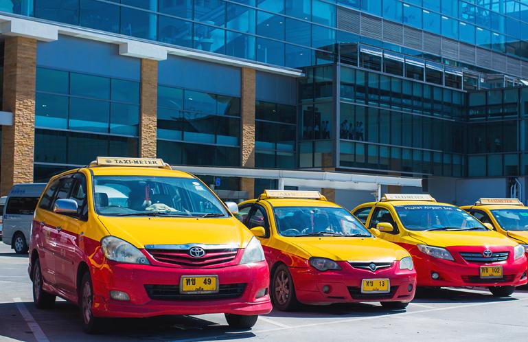 Taxi competitors
