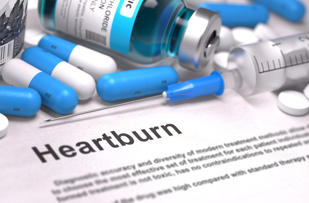 Treatment Heartburn