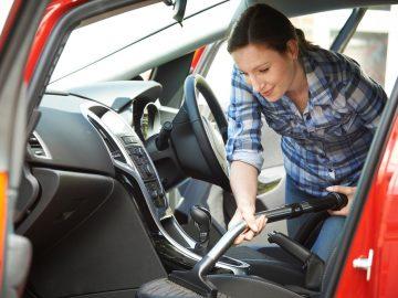 Vacuum Cleaners Car