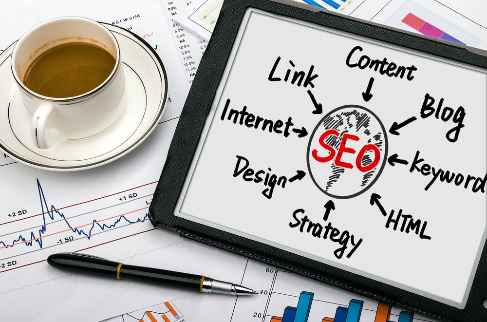 SEO link structure