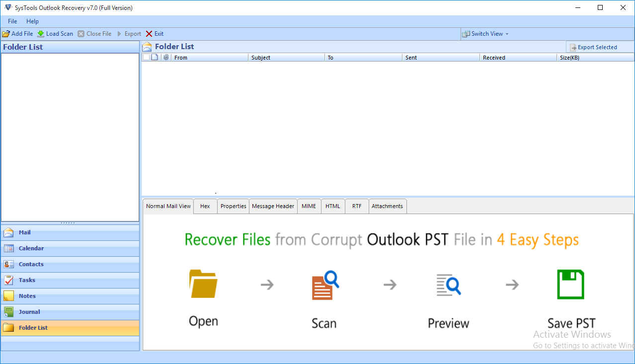 5 - download and install the Outlook