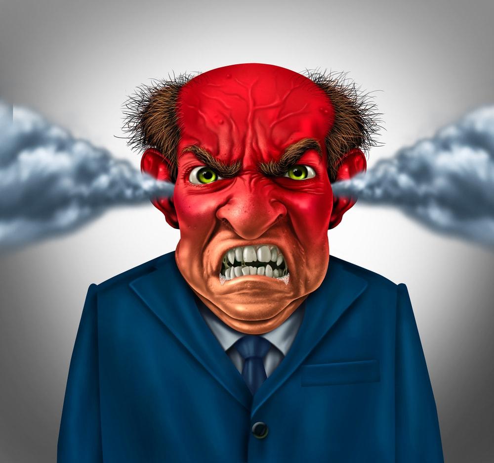 Anger Short-Tempered