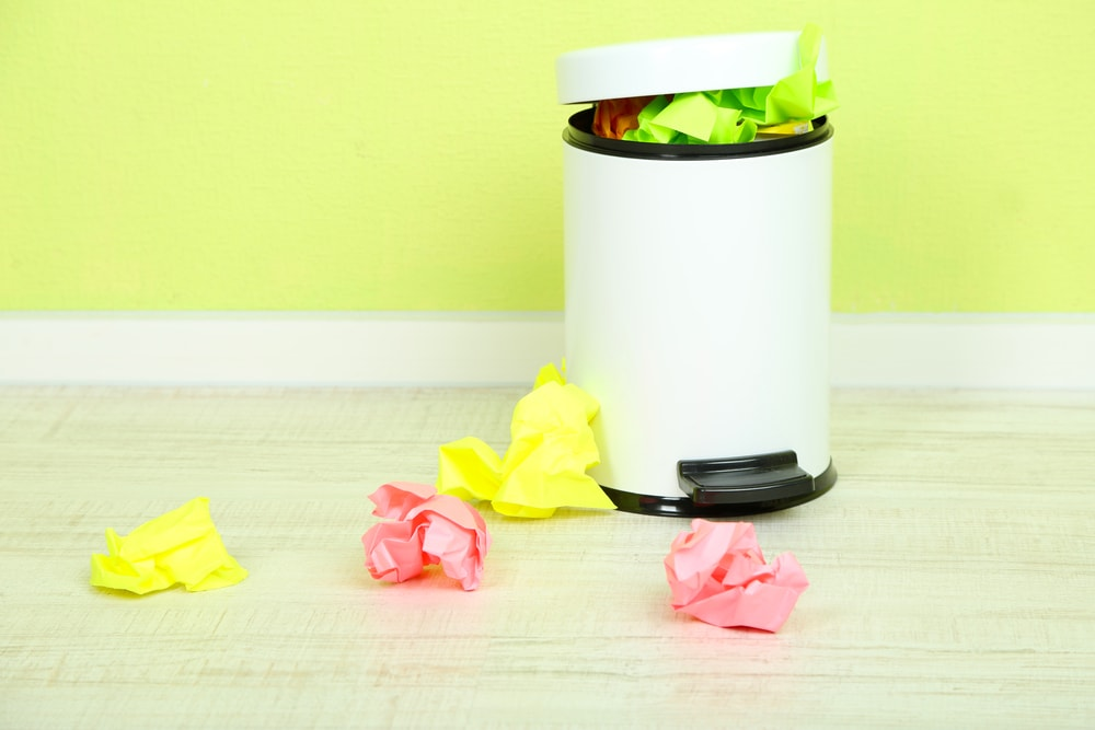 Bathroom Waste Basket