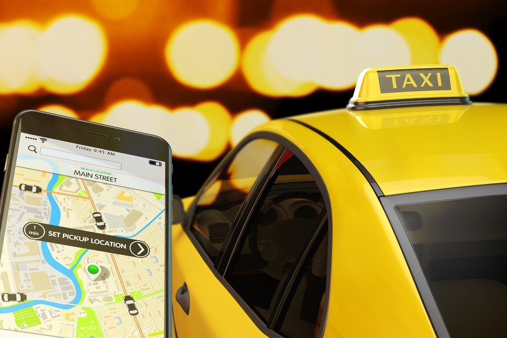 Booking Taxi