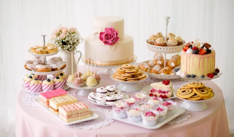 6 Selection Of Cakes For Different Types Of Occasion
