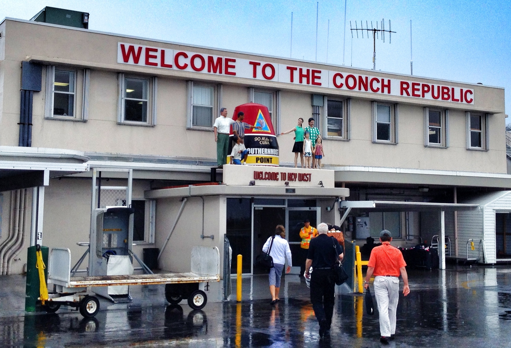 Conch Republic: