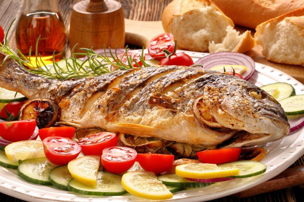 Fresh Fresh Seafood Fresh