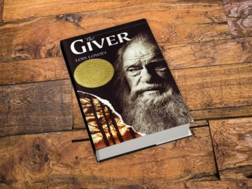 Giver Lois Lowry