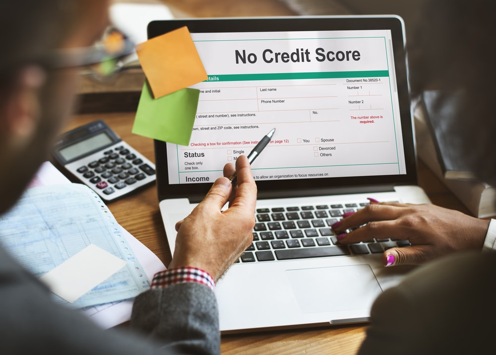 No Guarantor Credits