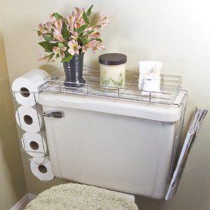 Bathroom Toilet-Caddy