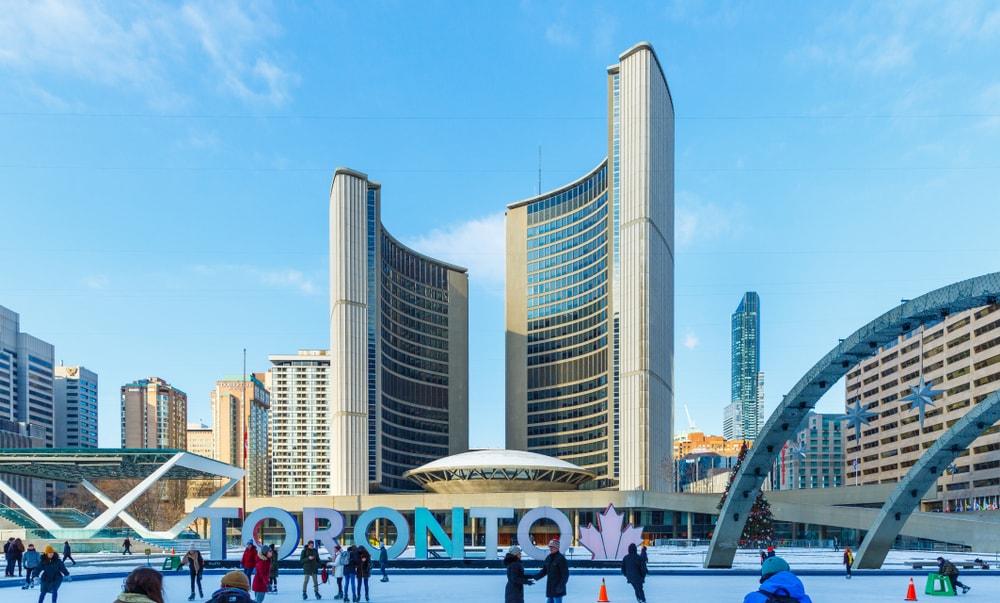 trip Toronto WINTER