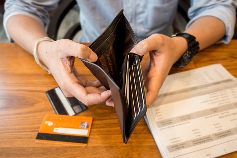 bad card Debt