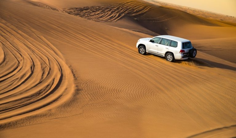 Is Driving in Dubai a Burden or Blessing for Visitors?