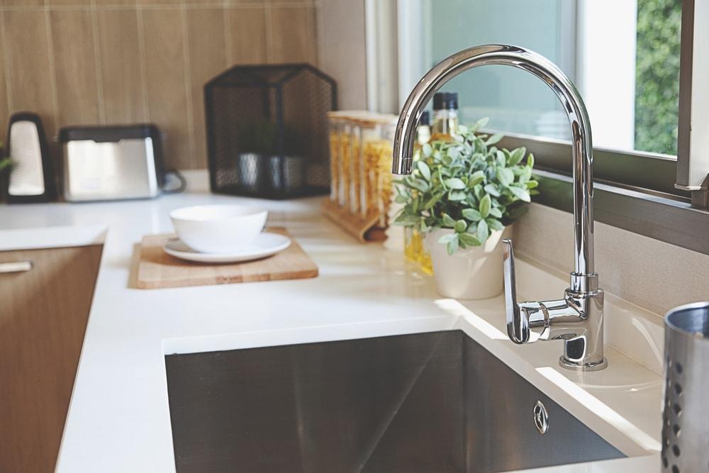 kitchen faucet sink
