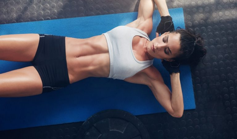 Workout for Weight Loss or Fat Removal Treatment