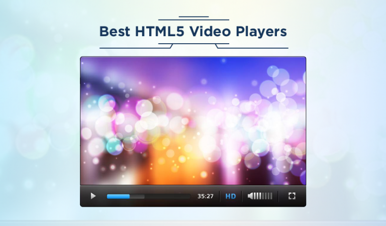 Top 10 Best HTML5 Video Players in 2019