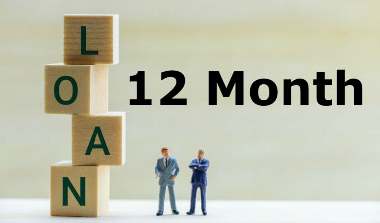 Need Long Repayment Period for Small Amount? Get 12 Month Loans