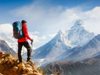 Trekking travel