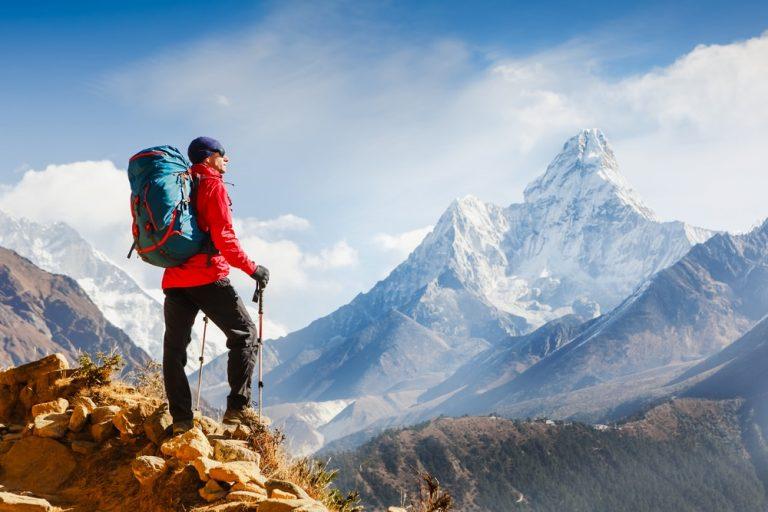 Trekking travel