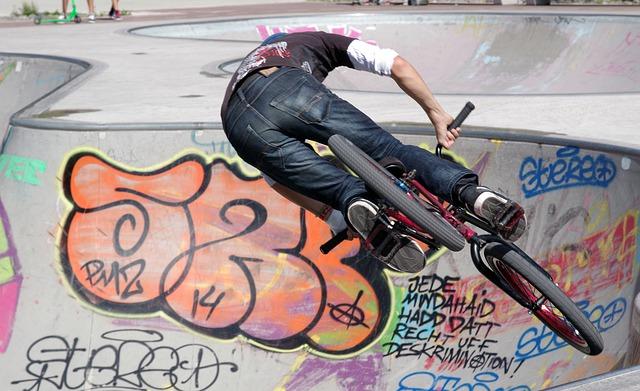 BMX Riders shoe