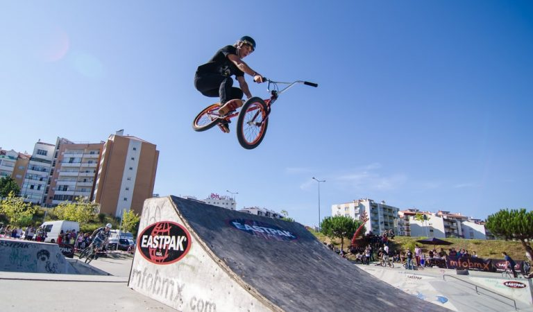 Safety Precautions for BMX Riders