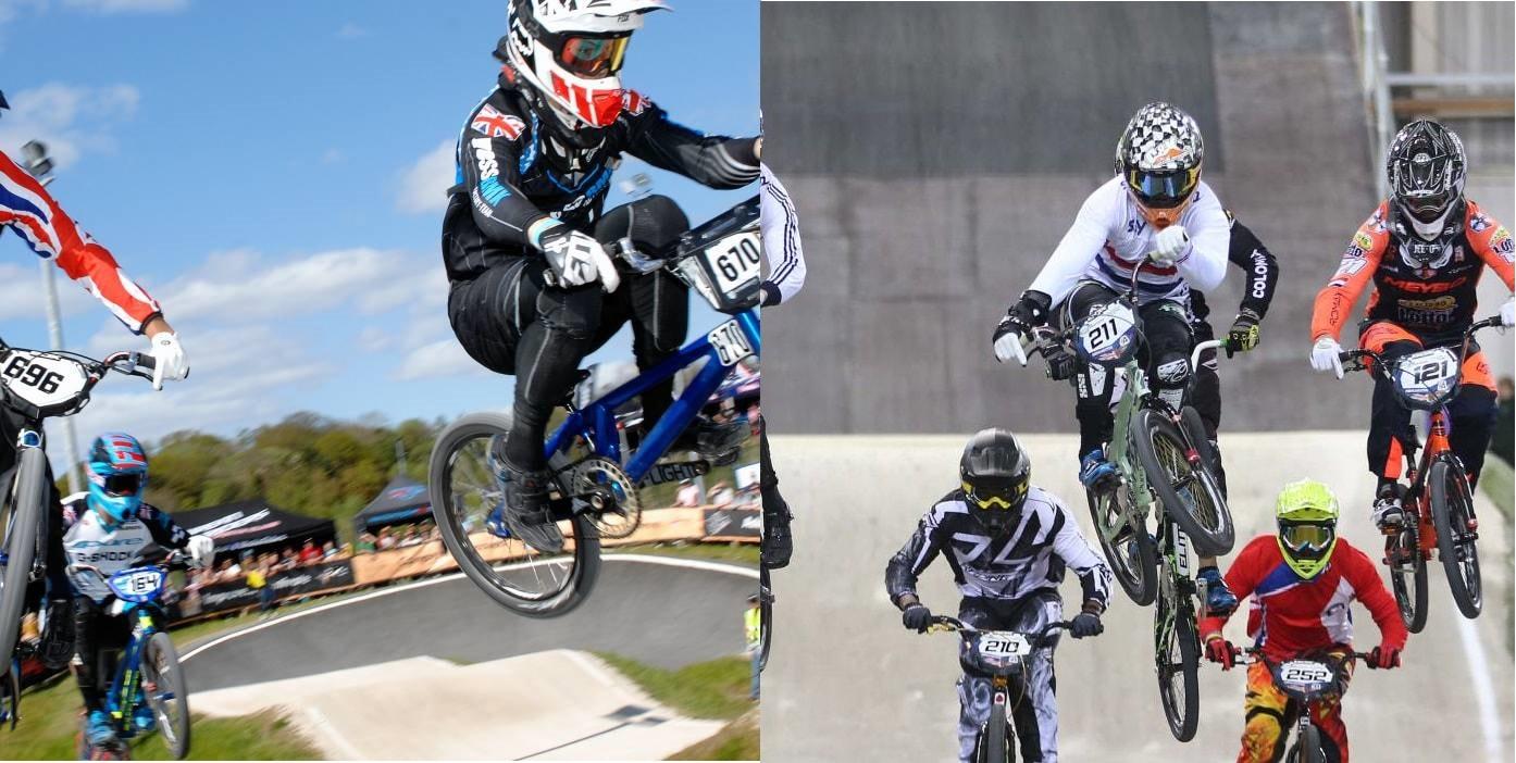 BMX Riders Gloves