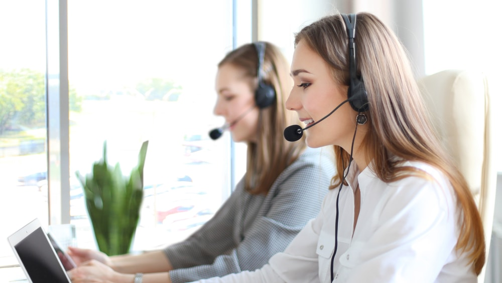 Call Centers help