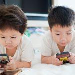 Smart kids Smartphones health