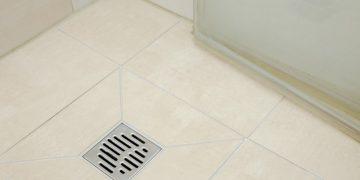 Clean Shower Drain