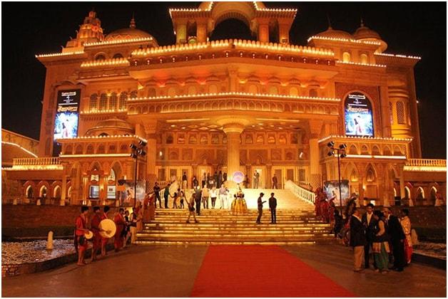 Kingdom of Dreams, Gurgaon travel