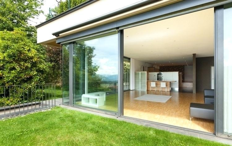 Maintenance Easy Glass Doors And Windows