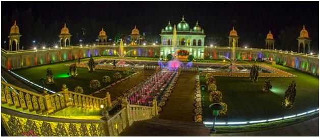 Ramoji Film City, Hyderabad travel