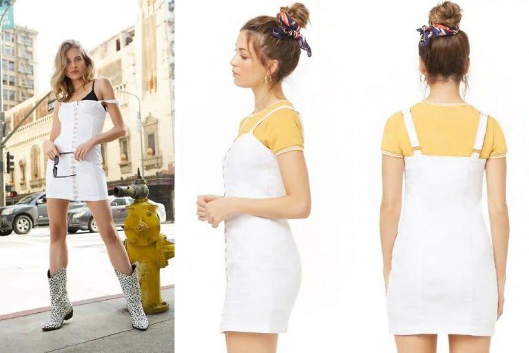 Twill-Overall-Mini-Dressss
