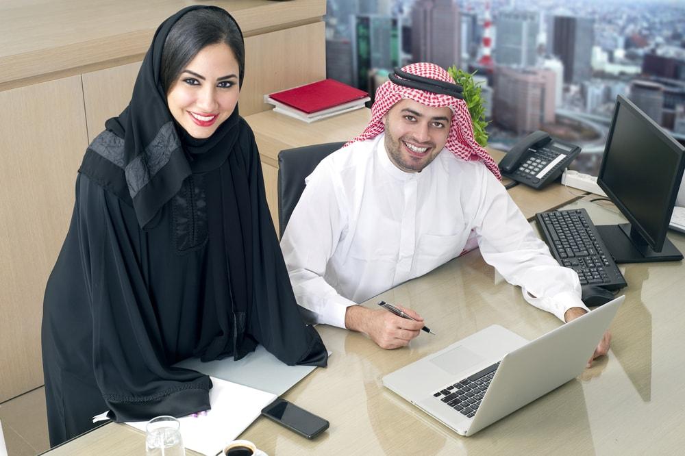 UAE Women in office