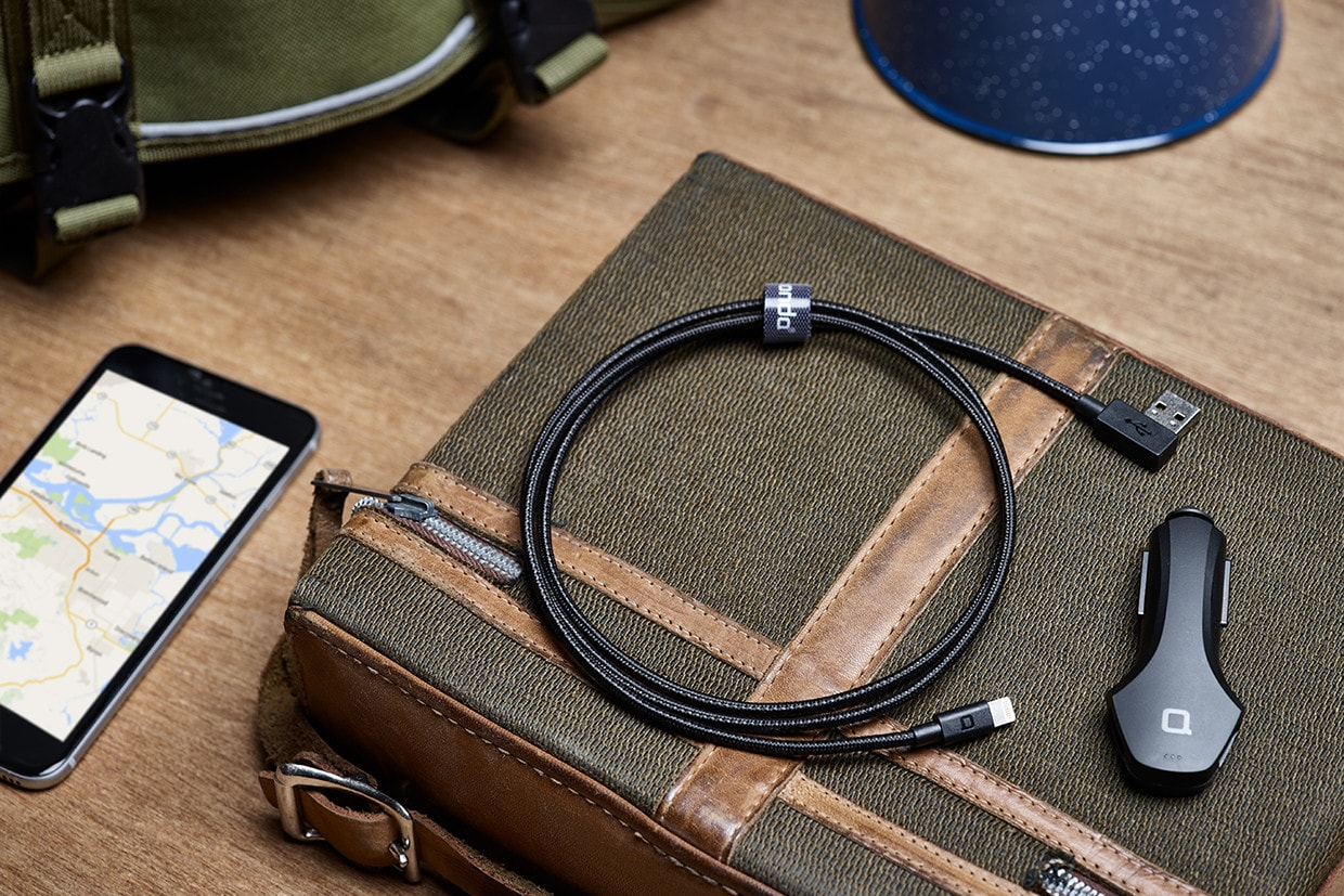 Zus Kevlar Cable iphone