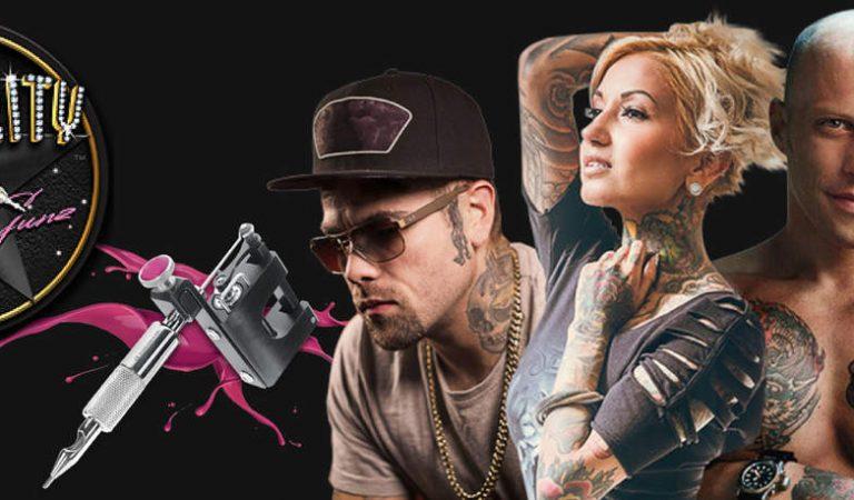 Celebrity Ink Young Gunz™ – A New Australian Series