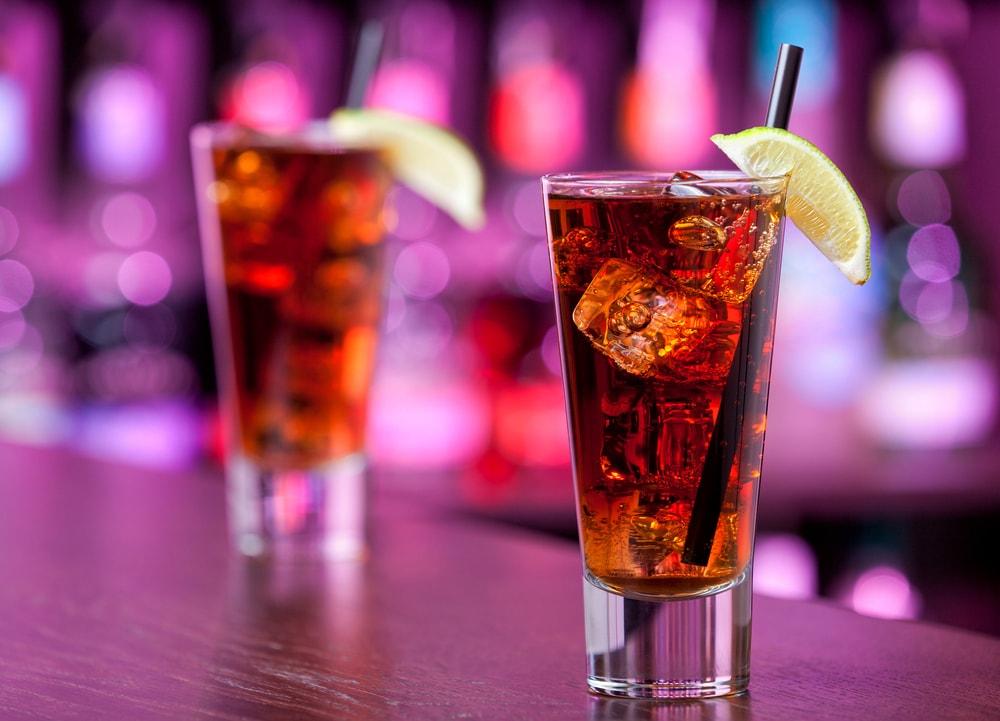 Long Island Iced Tea Food drink