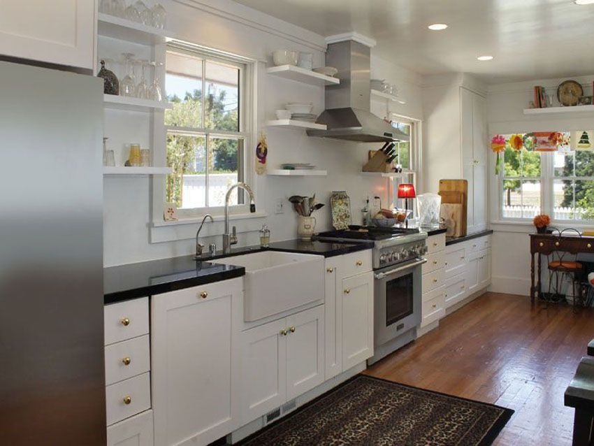 One Wall Kitchen