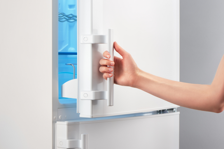 Refrigerator Running Like New by Performing