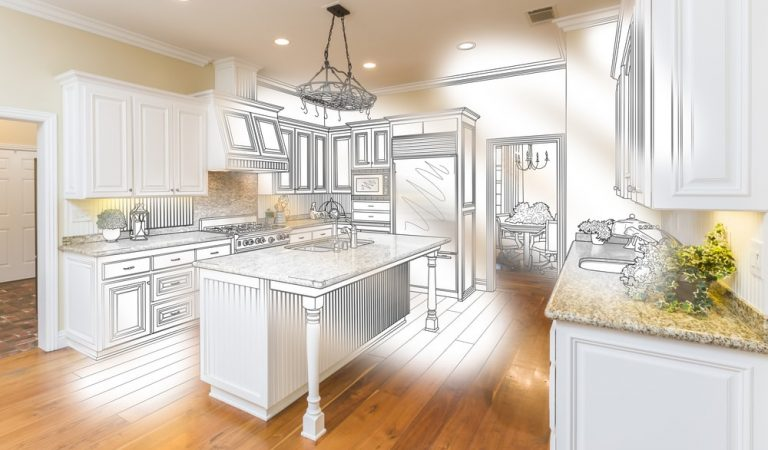 DIY Kitchen Renovation Ideas In Less Budget