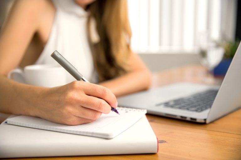 Writing Notebooks Online