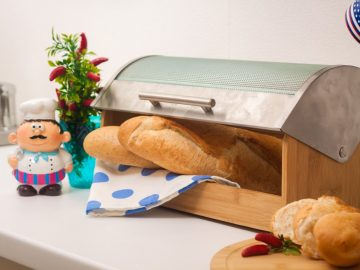bread boxes