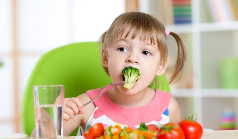 The Importance of Vegetables in a Child's Diet