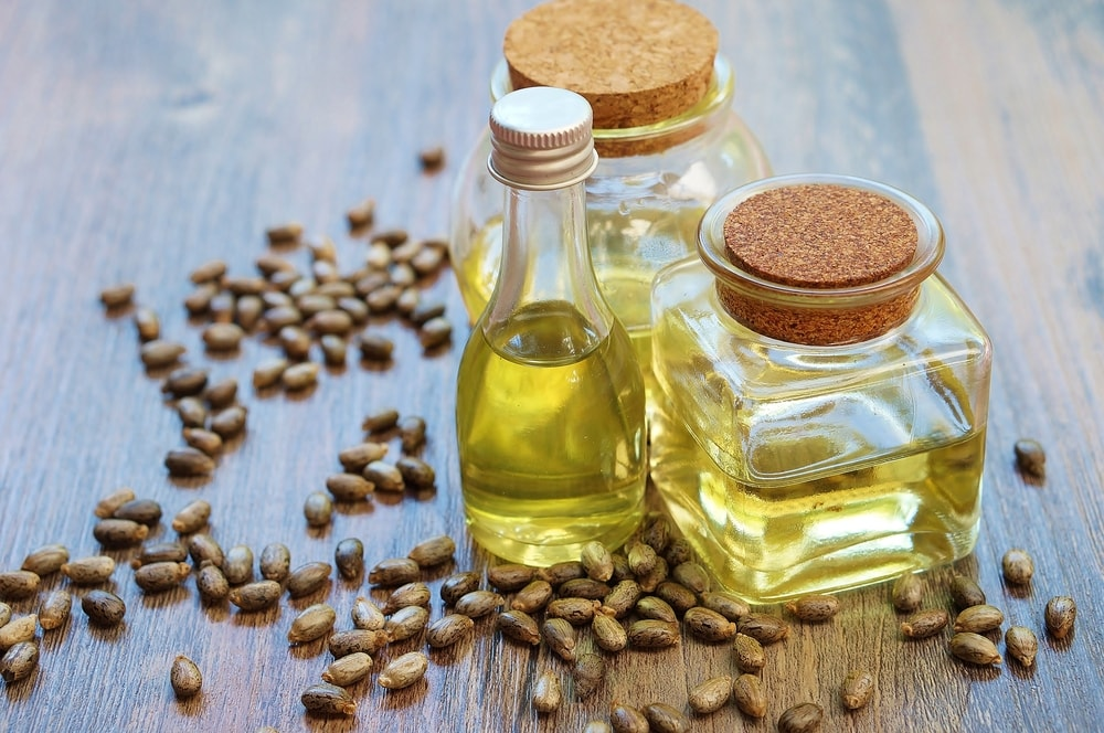 Castor oil skin