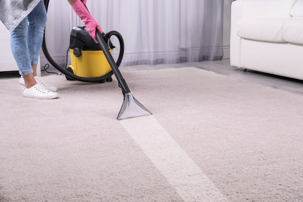 nanotech Carpet Cleaning