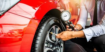 Vehicle Tire Inflator
