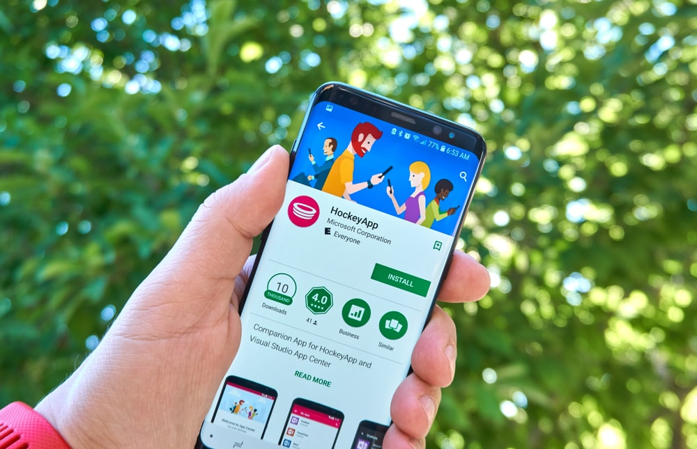 Mobile App Testing Tools HockeyApp