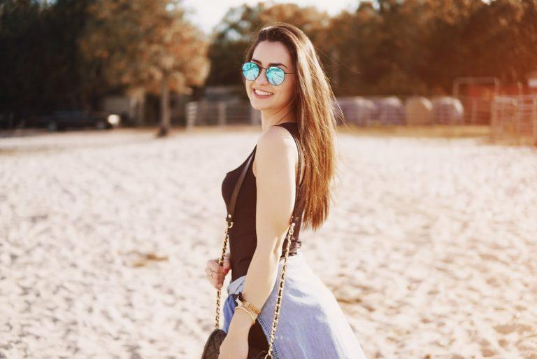 Photochromic lenses sunglasses